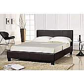 All Home Contru Panel Bed Frame - Single (3')