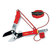 WOLF- Garten Anvil Tree Branch Lopper for use with Multi-change Handles