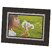 """Kenro Black Strut Mounts to hold a 6x4"""" photo. Pack of 50."""
