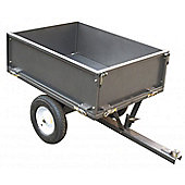 The Handy 500lbs Towed Garden Trailer