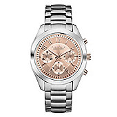 Caravelle New York Melissa Ladies Chronograph Watch - 45L143