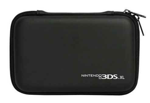3DSXL Hard Pouch (Black)