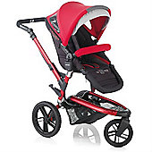 Jane Trider Extreme Pushchair (Deep Red)