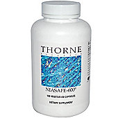 Thorne Research Niasafe-600 60 Veg Capsules