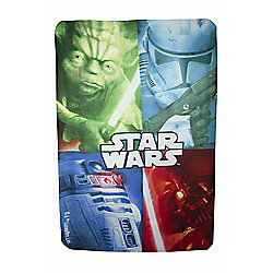 Star Wars Stormtrooper Panel Fleece Blanket