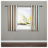 "Whitworth Lined Eyelet Curtains W117xL137cm (46x54"") - - Duck egg"