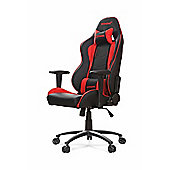 AK Racing Nitro Gaming Chair Red Perfect for office workers and gamers GAZU-226
