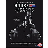 House Of Cards - Season 2 (Blu Ray)