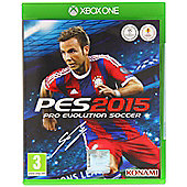 Pro Evolution Soccer 2015 ( Xbox one)