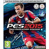 Pro Evolution Soccer 2015: Day One Edition (Xbox One)