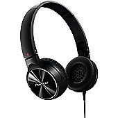 PIONEER SEMJ532 HEADPHONES (BLACK)