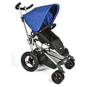 Micralite Toro Pushchair, Black/Blue