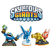 Skylanders Giants - Triple Character Pack - Pop Fizz, Tiger Happy & Whirlwind