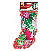 Good Girl Christmas Cat Fun Stocking
