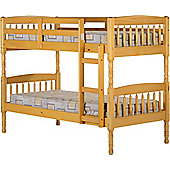 Home Essence Pittsburgh Bunk Single Bed Frame