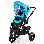 ABC Design Cobra Pushchair - Black & Rio
