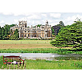 Champagne Afternoon Tea for Two at Thoresby Hall Hotel