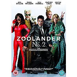 Zoolander 2 DVD