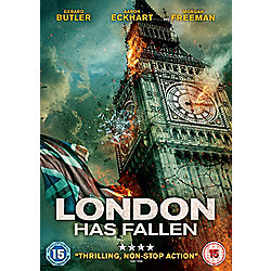 London Has Fallen DVD