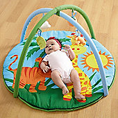Tippitoes Safari Jungle Playmat & Gym