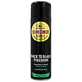 Simoniz Back to black tyre shine Aerosol 500ml