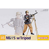 Dragon - MG15 W/Tripod - 1:6 Scale 75033