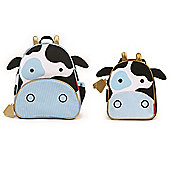 Skip Hop Zoo Pack and Lunch Bag Cow