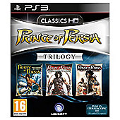Ubisoft Prince Of Persia Trilogy