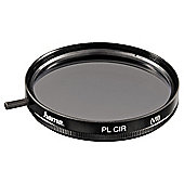 Hama Polarising Filter circular 58 mm coated Black