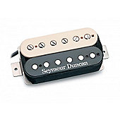 Seymour Duncan TB-5 Duncan Custom Trembucker (Zebra) Bridge