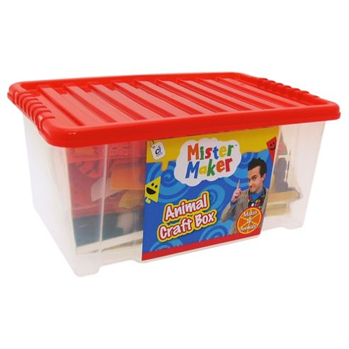 Mister Maker Animal Craft Box