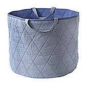 Toy Storage Basket - Blue