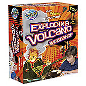 Wild Science Volcano Workshop