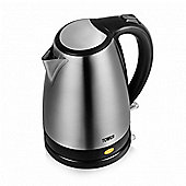 Tower T10002B 1.7L Brushed Stainless Steel Kettle