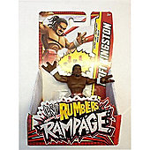 Rumblers Rampage - Kofi Kingston - WWE - Mattel