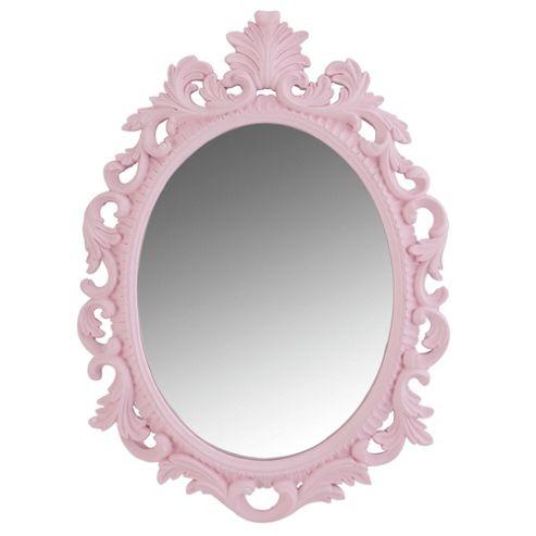 Napoli Baroque Mirror Candy Floss