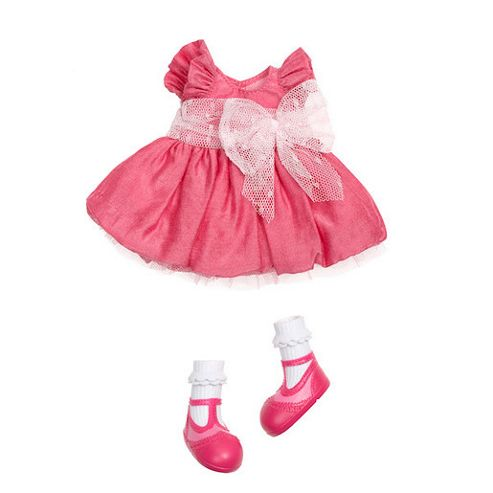 Lalaloopsy Pink Party Dress Outfit