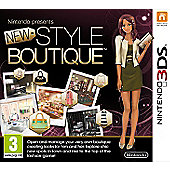 Nintendo Presents - New Style Boutique 3D