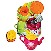 Gowi Toys 454-16 Coffee Service (Pink and Green)