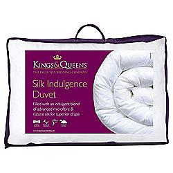 Kings & Queens Single Duvet 13.5 Tog - Silk Indulgence