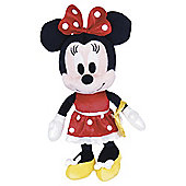 "10"" I Love Minnie in Red Dress"