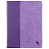 Belkin Chambray Cover iPad Air 2nd & 1st Gen Purple