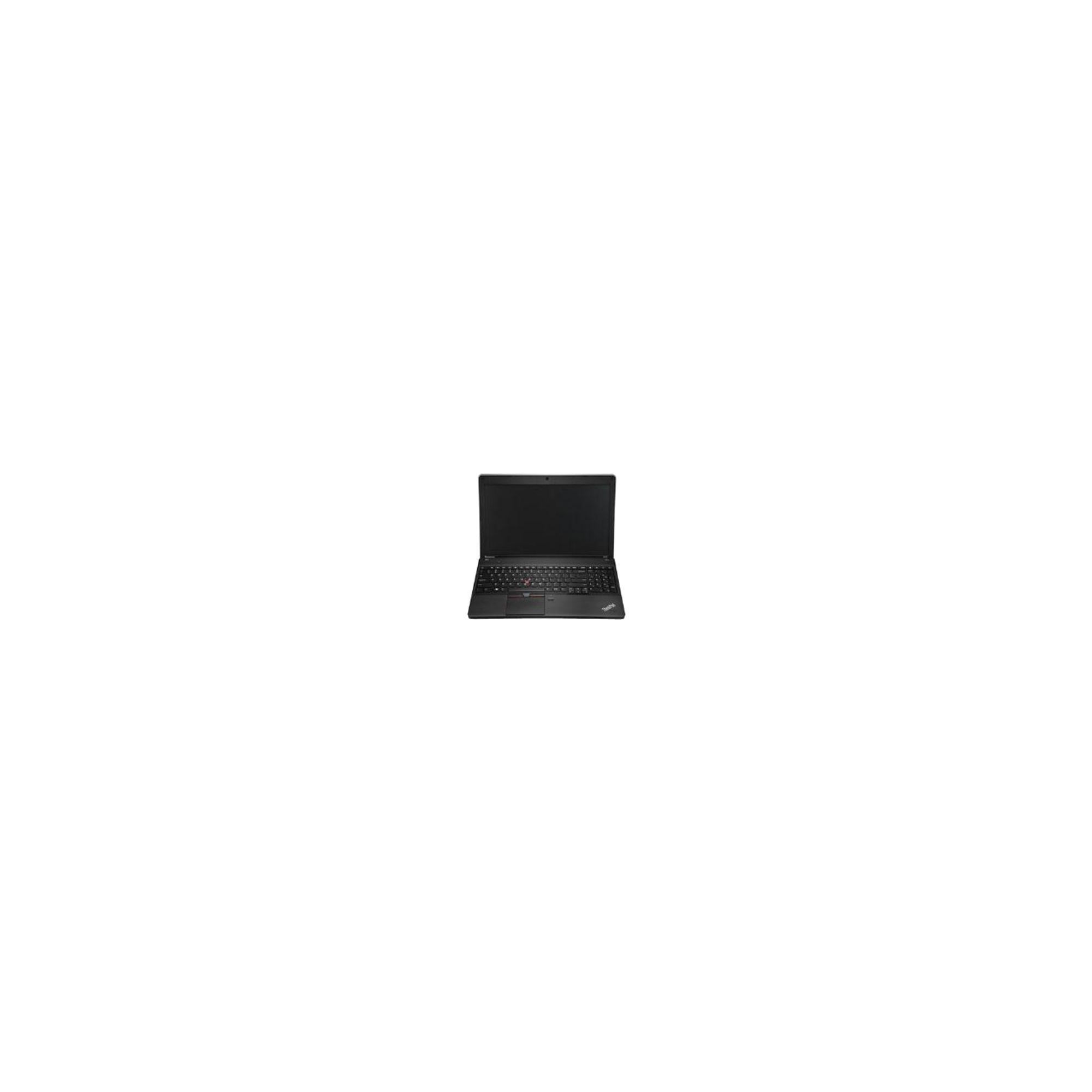 Lenovo ThinkPad Edge E530 3259M9G (15.6 inch) Notebook Core i7 (3632QM) 2.2GHz 4GB 500GB DVD±RW WLAN BT Webcam Windows 8 Pro (Intel HD Graphics) Black at Tesco Direct