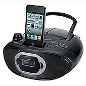 Tesco112DB Docking Boombox for iPhone 4/4s