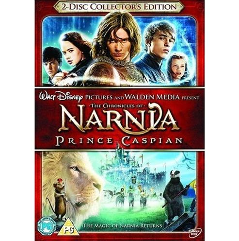 The Chronicles Of Narnia - Prince Caspian (DVD)