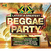 Various Latest & Greatest Reggae Party 3CD