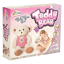 Grafix Build Your Own Teddy Bear