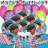 Doc McStuffins Party Pack For 16
