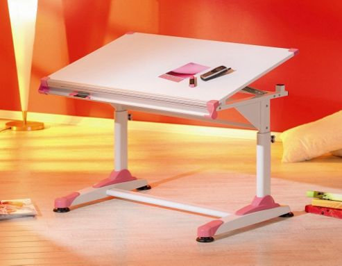 Aspect Design Emily Height Adjustable Home Office Desk
