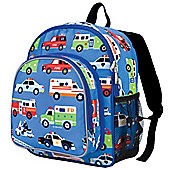 Toddler Backpacks- Action Vehicles